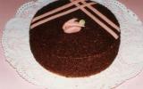 Génoise chocolat fourrée ganache