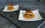 Croustillant d'endives au foie gras