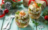 5 idées de salades de Noël pour bien démarrer la fête