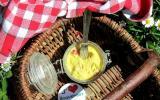 Pâte à tartiner au roquefort et Laguiole, cranberries, pistaches
