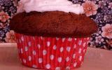 Muffins au chocolat au sucre vanillé