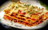 Lasagnes (recette à ma façon)