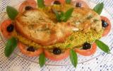 Quinoa au curry et blanc de poulet