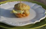Whoopies à la Fourme d'Ambert, Pomme & Endive