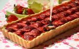 5 recettes fraises et rhubarbe au top