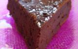 Gâteau moelleux au chocolat et aux petits suisses (sans beurre)