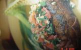 Tournedos de bœuf aux légumes crus