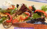 Salade de légumes méditerranéens