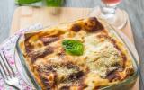 Lasagnes carottes, aubergines et courgettes