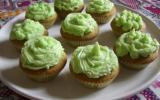 Cupcake à la pistache
