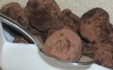 Truffes au chocolat Marie-Anne