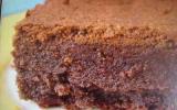 Gâteau au chocolat crousti-fondant