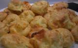 Mini gougères surimi / mozzarella