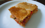 Cuisine espagnole: coca (pizza espagnole)