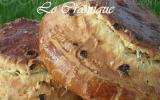 La cramique / Craquelin ou Kramiek pain brioché belge