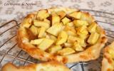 Tartelettes pommes et crème de spéculoos