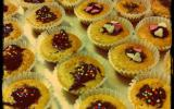 Mini-muffins pour grand buffet