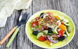 Salade à la Féta ou Salade Chopska