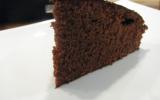 Gâteau au chocolat léger arôme cassis