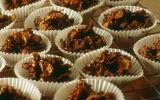 Roses des Sables onctueuses aux corn'flakes et chocolat noir