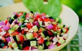 Raïta de légumes traditionnelle