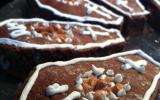 Halloween dead brownies !