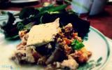 Terrine de lapin à la bière et au foie gras