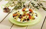 Salade de pâtes ensoleillées
