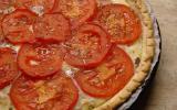 Tarte au thon et tomates toute simple