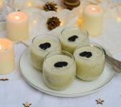 Crème de chou fleur aux truffes