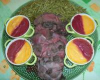Cuisiner un cuissot de chevreuil basse temp rature les recettes les mieux not es - Cuisiner un gigot de chevreuil ...