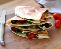 Recettes de tortilla les recettes les mieux not es - Comment faire des tortillas ...