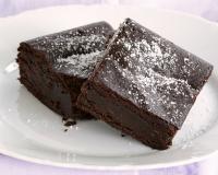 Recettes de g teau au chocolat la s lection de 750g - Gateau au chocolat sans sucre ...