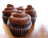 Cupcakes maison au chocolat