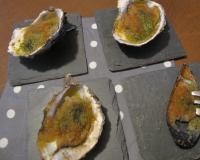 Recettes d 39 hu tres chaudes a la chapelure les recettes - Cuisiner des crepinettes ...