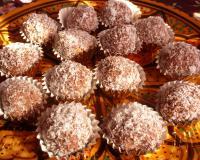 Gâteau sans cuisson au halwa turc