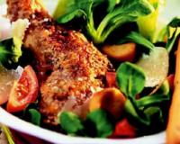 Recettes de salade de lapin les recettes les mieux not es - Cuisiner les salicornes ...