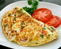 recettes de l 39 omelette au thon les recettes les mieux not es. Black Bedroom Furniture Sets. Home Design Ideas