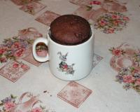 Un Mug Chocolat Cake Cooki