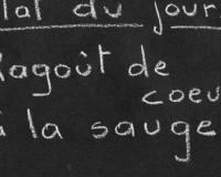 Recettes pour cuisiner le c ur de b uf abats les - Cuisiner le coeur de boeuf ...