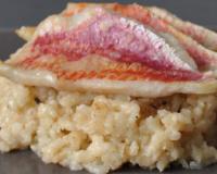 recettes de risotto au poisson les recettes les mieux not es. Black Bedroom Furniture Sets. Home Design Ideas