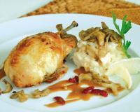 Recettes de viande aux airelles les recettes les mieux - Cuisiner un roti de biche ...
