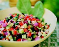 recettes de salade indienne les recettes les mieux not es. Black Bedroom Furniture Sets. Home Design Ideas