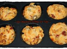 Muffins à l'italienne