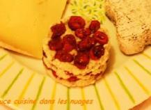 Recette Cake Fourme D Ambert Poire