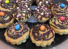 Muffins au chocolats, etc...