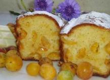 Mini Cake A La Mirabelle