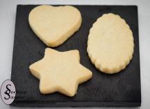 Shortbread (Petits Sablés écossais)