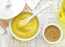 sauce à la moutarde