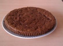Gâteau au chocolat facile et diététique